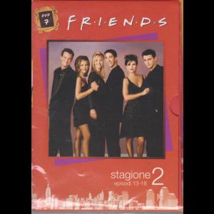 I Dvd Fiction Di Sorrisi - Collana Friends - settima uscita - Stagione 2 - episodi 13-18 - 8/11/2019
