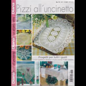 Diana Pizzi All'uncinetto - n. 70 - bimestrale - 14/11/2019