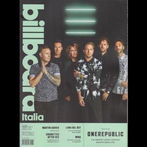 Billboard - n. 20 - mensile - ottobre 2019