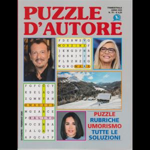 Puzzle D'autore - n. 70 - trimestrale - dicembre - febbraio 2020