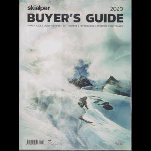 Ski Alper Test - Buyer S Guide 2020 - + Skitouring 2019/20 - n. 126 - 5 novembre 2019 - 2 riviste