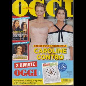Oggi + Oggi enigmistica - n. 46 - 21/11/2019 - settimanale - 2 riviste