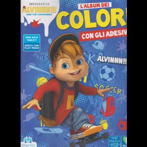 Alvin L'album Colori - n. 3 - novembre - dicembre 2019 - bimestrale