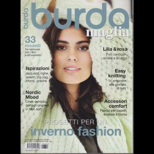Burda Maglia - n. 352 - 2019