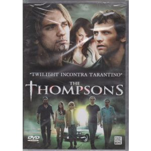 Cinema sotto le stelle - n. 20 - The Thompsons - bimestrale - 2019