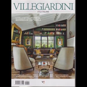 Villegiardini - stile italiano - n. 11 - mensile - 14 novembre 2019