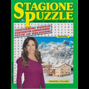Stagione Puzzle - n. 96 - trimestrale - dicembre - febbraio 2020 - Emanuela Folliero