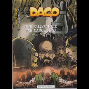 Aureacomix - Dago - n. 102 - mensile - 12 novembre 2019 - Due pallottole per l'assassino