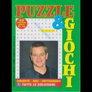 Puzzle  &  Giochi - n. 78 - bimestrale - dicembre - gennaio 2020 - 68 pagine -