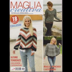 Maglia Creativa - n. 14 - 14 novembre 2019 - trimestrale