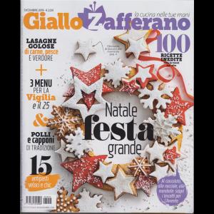 Giallo Zafferano - n. 12 - mensile - dicembre 2019