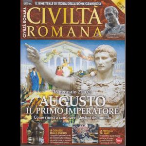 Civilta' Romana - n. 9 - bimestrale - dicembre - gennaio 2020 -