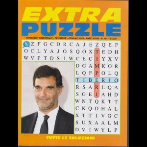 Extra Puzzle - n. 167 - bimestrale - dicembre - gennaio 2020  - Tiberio Timperi