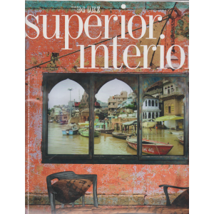How To Spend It - speciale design - Superior interior - aprile 2019 - n. 64 - mensile
