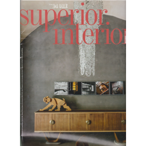 How To Spend It - speciale design - n. 58 - mensile - novembre 2018 -