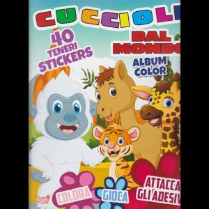 Toys2 Giochi e Colori - I Cuccioli del Mondo - Album colorn. 39 - bimestrale - 24 ottobre 2019 -