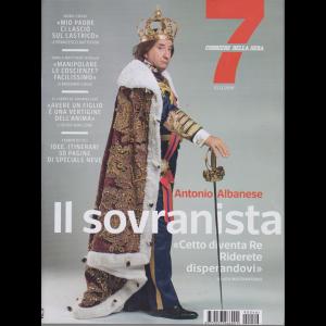 Sette - Corriere della sera - n. 46 - settimanale - 15/11/2019