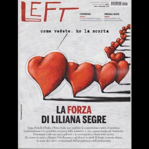 Left Avvenimenti - n. 46 - 15 novembre 2019 - 21 novembre 2019 - settimanale