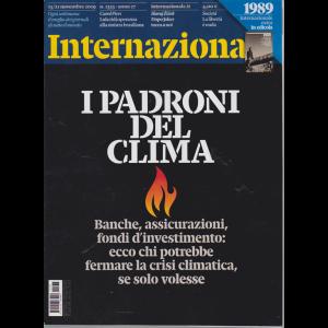 Internazionale - n. 1333 - 15/21 novembre 2019 - settimanale