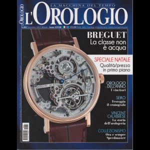 L'orologio - n. 282 - novembre 2019 - mensile