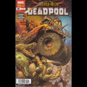 Deadpool - Deadpool N. 25 / 144 - quindicinale - 14 novembre 2019 -