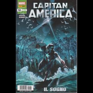 Capitan America -n. 116 - mensile - 14 novembre 2019 - Il sogno