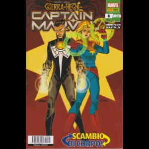 Captain Marvel - n. 8 - mensile - 14 novembre 2019 -