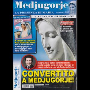 Medjugorje- n. 11 - novembre 2019 - mensile