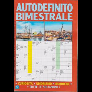 Autodefinito Bimestrale - n. 36 - dicembre - gennaio 2020 -