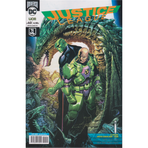 Justice League - n. 121 - 7 ottobre 2019 - quindicinale