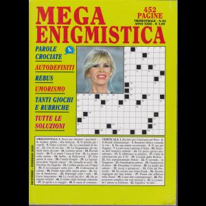 Mega Enigmistica - n. 64 - trimestrale - dicembre - febbraio 2020 - 452 pagine