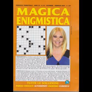 Magica Enigmistica - n. 60 - trimestrale - dicembre - febbraio 2020