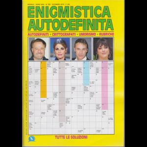 Enigmistica Autodefinita - n. 358 - mensile - dicembre 2019 -