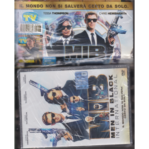 Sorrisi e Canzoni tv + dvd - Men in black intarnational - rivista + dvd