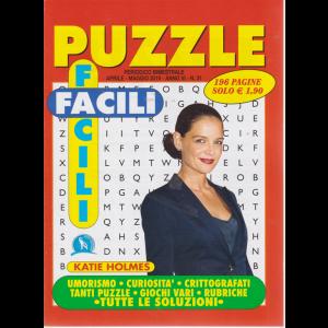 Puzzle Facili Facili - - n. 31 - bimestrale - aprile - maggio 2019 - 196 pagine
