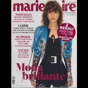 Marie Claire - + Marie Claire 2 bellezza + Marie Claire Maison - n. 12 - dicembre 2019 - mensile - 16/11/2019 - 3 riviste