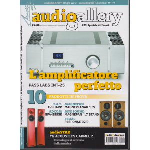 Audiogallery - n. 414 - novembre 2019 -