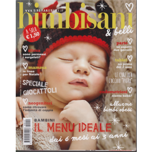 Bimbisani & Belli - n. 12 - dicembre 2019 - mensile