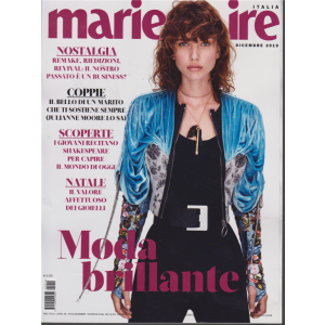 Marie Claire Pocket - n. 12 - dicembre 2019 - mensile