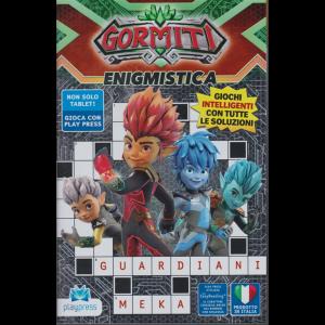Gormiti Enigmistica - n. 4 - bimestrale - 12/11/2019 -