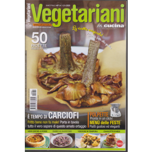 Vegetariani In Cucina - n. 87 - bimestrale - dicembre -gennaio 2020