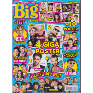 Big - n. 256 - dicembre 2019 - mensile