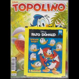 Topolino - Bustina Paperino - n. 3339 - settimanale - 20 novembre 2019