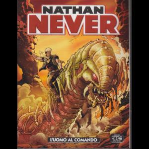 Nathan Never - L'uomo al Comando - n. 342 - 19 novembre 2019 - mensile