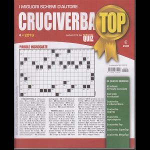 Cruciverba Top - n. 4 - 20/11/2019 - trimestrale -