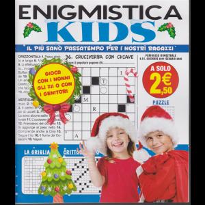 Enigmistica Kids - n. 26 - bimestrale - dicembre 2019 - gennaio 2020