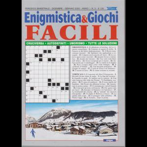 Enigmistica & Giochi facili - n. 3 - bimestrale - dicembre - gennaio 2020 -