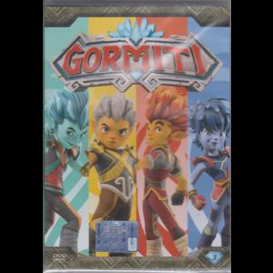 I Dvd Di Sorrisi6 - I Gormiti- 3° dvd - 1 bustina di figurine - n. 28 - settimanale - 19/11/2019