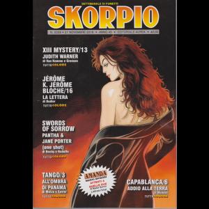 Skorpio - n. 2229 - 21 novembre 2019 - settimanale di fumetti