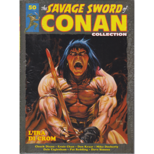 The savage sword of Conan - n.50 - 16/11/2019 - quattordicinale - L'ira di Crom